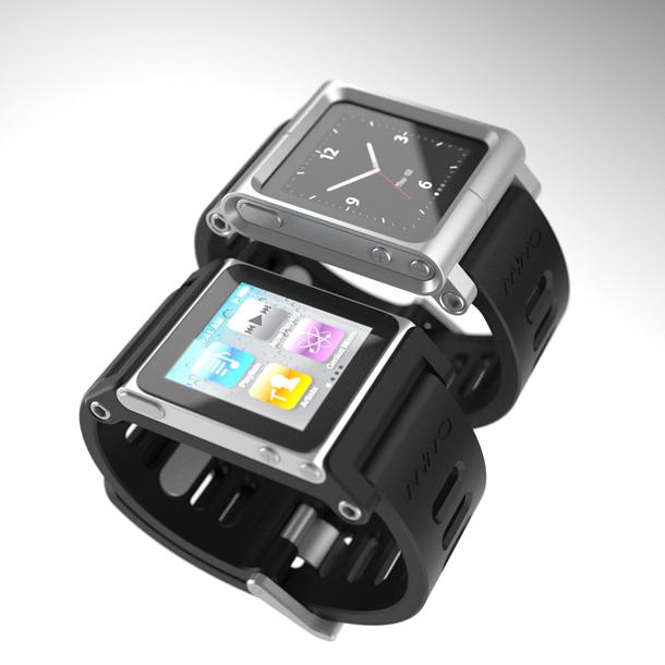 Designer iPod Nano to Watch Conversions