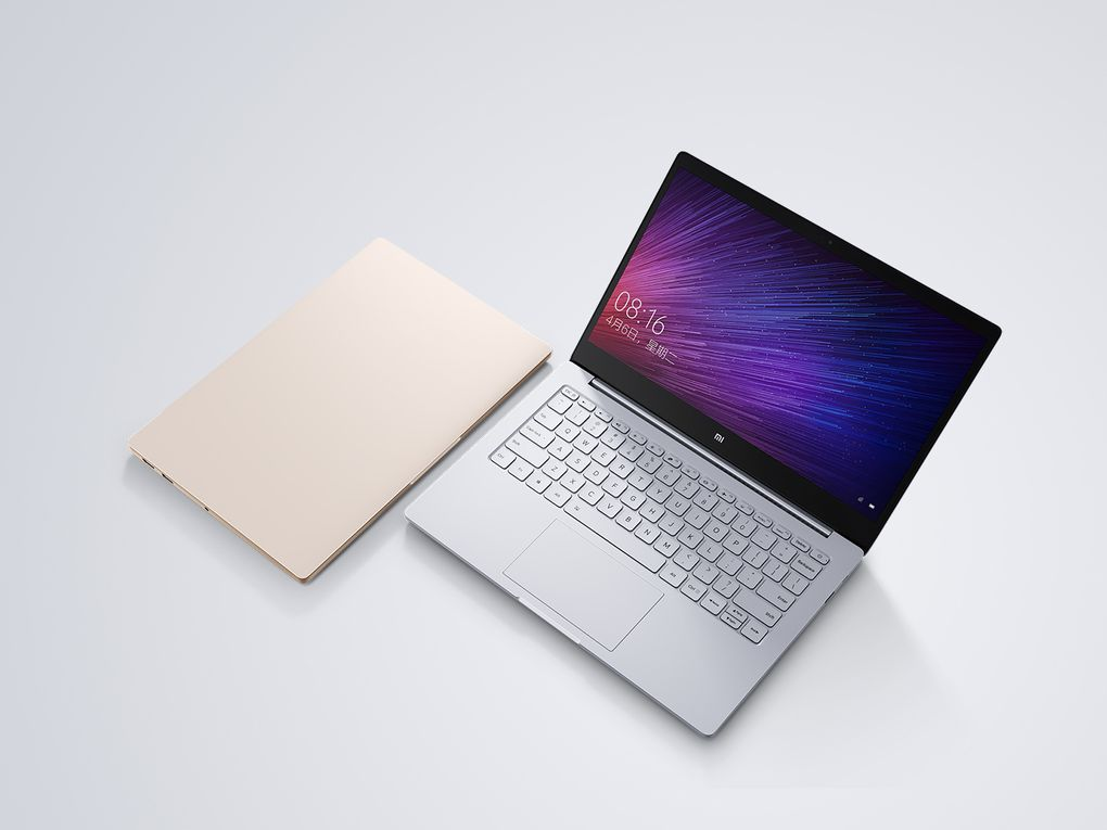 Xiaomi Enters Laptops With Mi Notebook Air