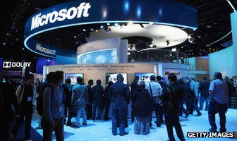 Microsoft Returns to CES