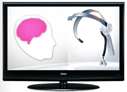 Controlling Smart TV With Brain Power
