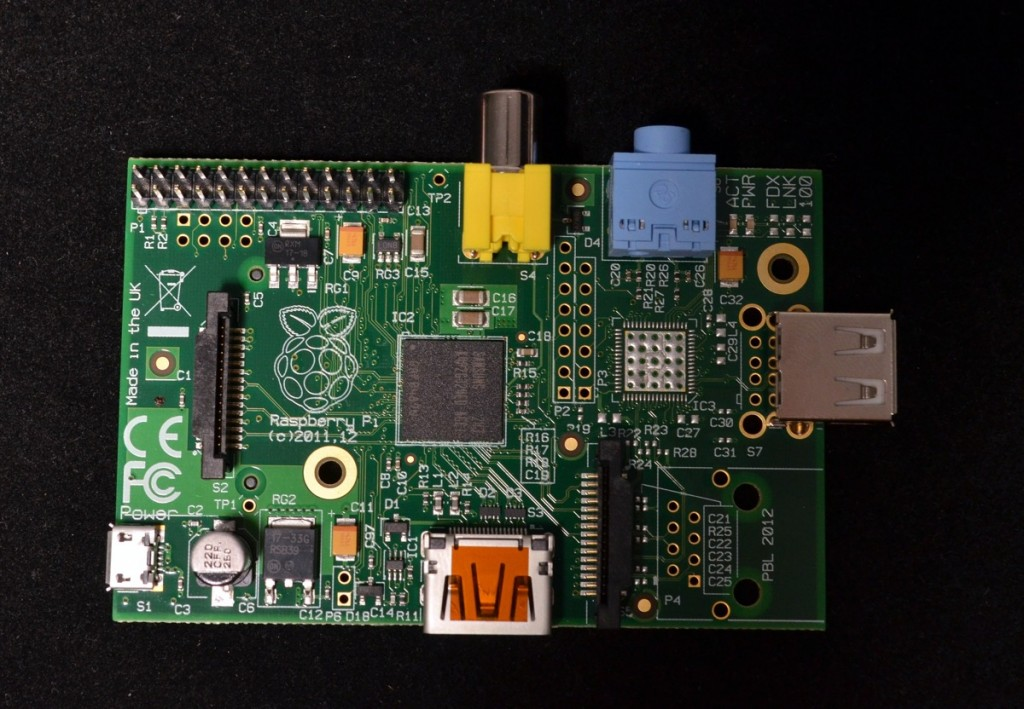 Slimmer Raspberry Pi Available