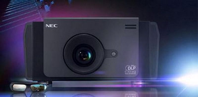 NEC Launches Its Next Gen Digital Cinema Projector