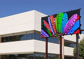 NanoLumens Outdoor LED Display, 9000 Nits+ Brightness