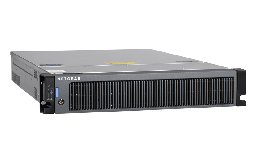 Netgear Updates Rack-Mount Storage