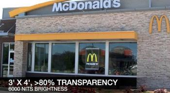 Nexnovo at McDonalds