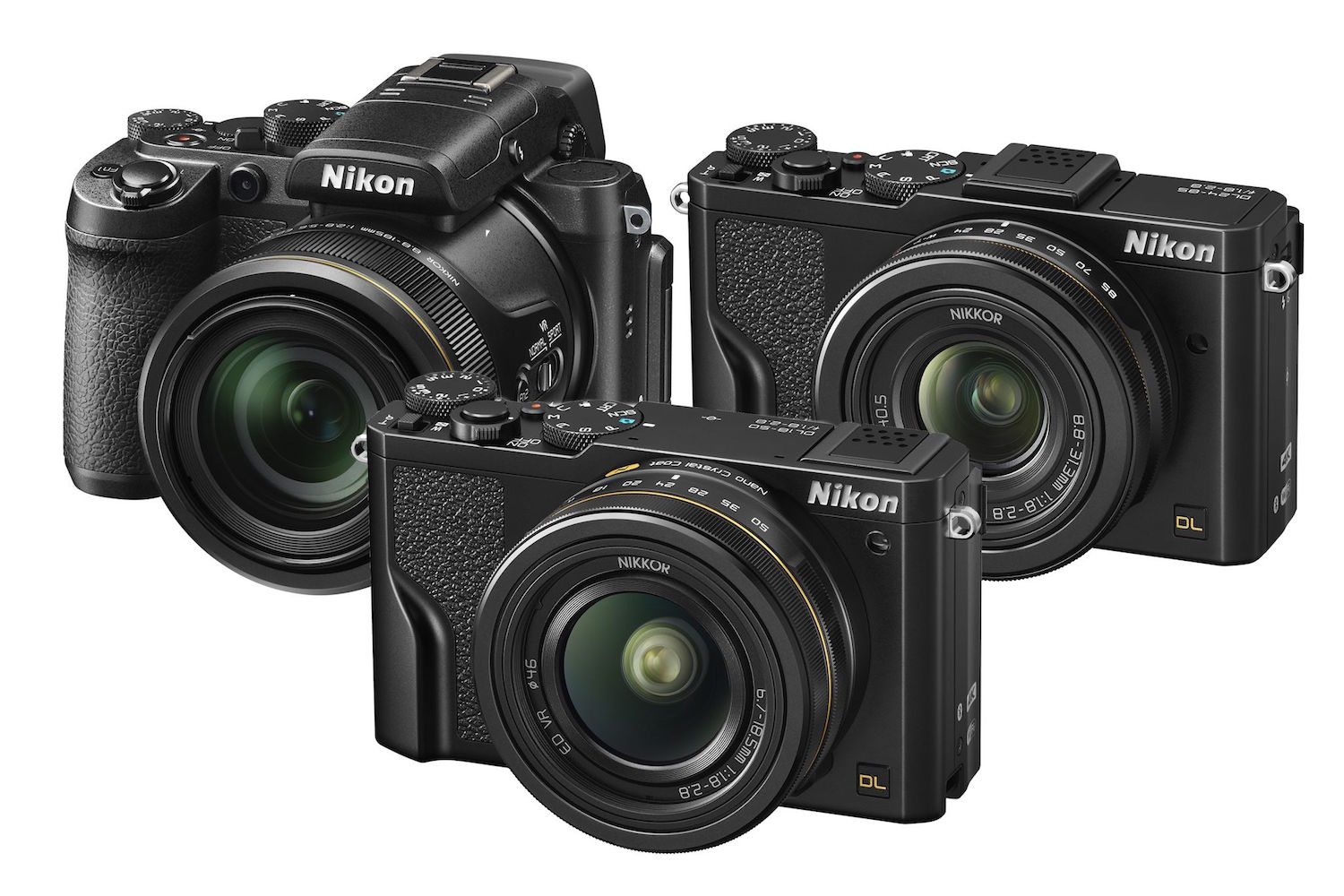 Nikon Cancels DL Series Cameras