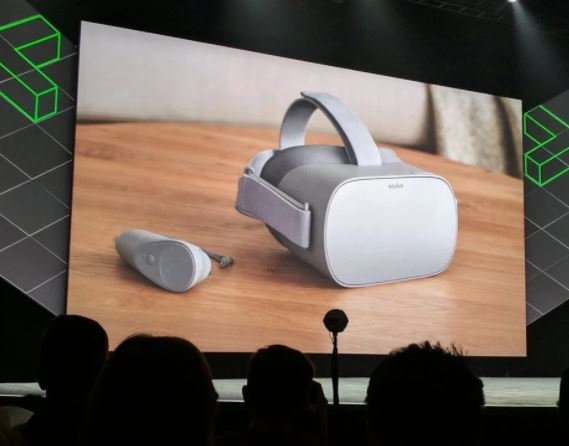 Facebook's $199 All-in-One VR Headset