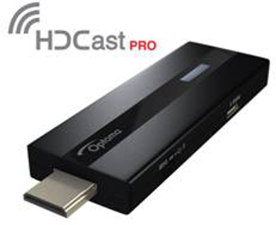 The Optoma HDCast Pro Streamer