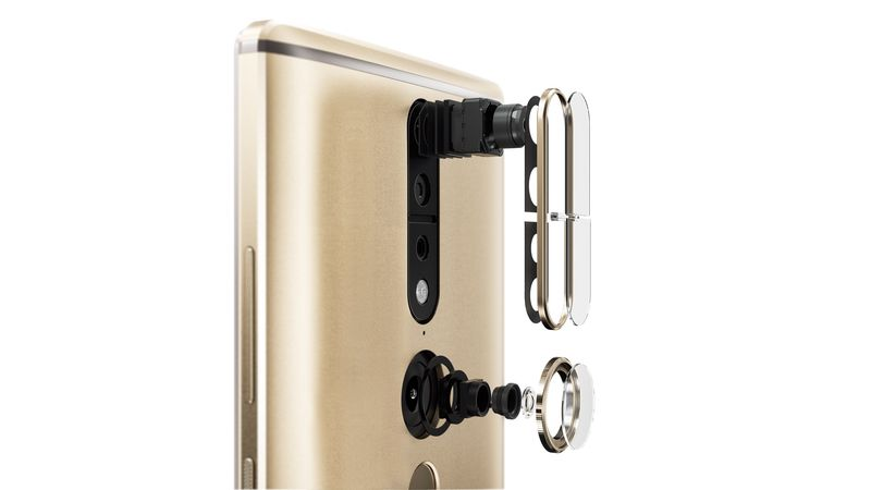 Lenovo Claims First Tango-Enabled Smartphone