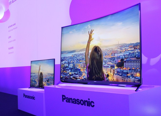 Panasonic Intros 4K TV Lineup