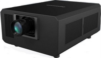Panasonic: New 20,000 Lumens Projector at ISE 2017