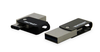 Patriot Intros Dual-Sided Flash Drive