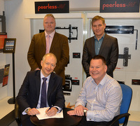 TD Maverick Europe and Peerless-AV Sign European Deal