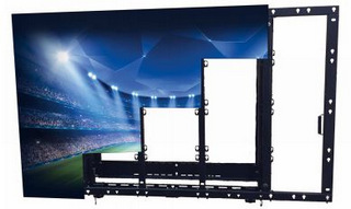 Universal Modular LED wall mounting system