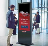 Peerless-AV KIPICT555 All-in-One Kiosk