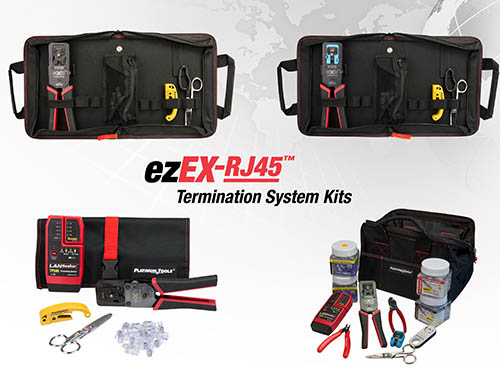 Platinum Tools termination kits