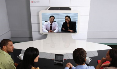 Polycom Pushes UC at InfoComm