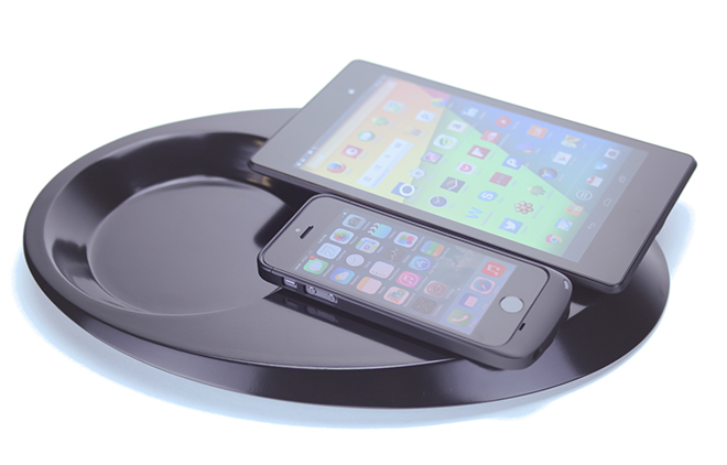 Wireless iPhone Charging Via Pond