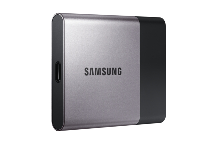 Samsung Intros Portable SSD T3