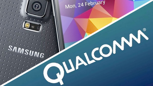 Qualcomm Cross-Licenses With Samsung