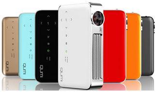 Wireless Pocket Projector, The Qumi Q6