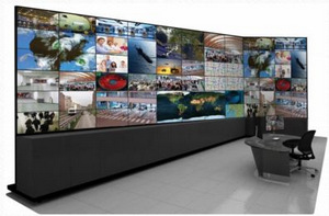 Displaying Hundreds of IP Cameras on a Video Wall