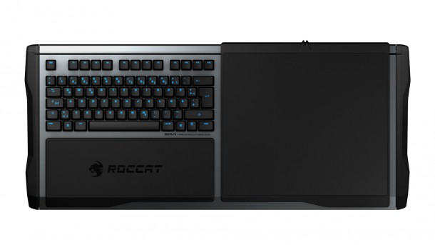Roccat Shows Off Sova Gaming Keyboard