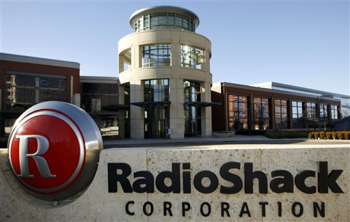 RadioShack: It Ain't Working