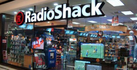 Radio Shack front