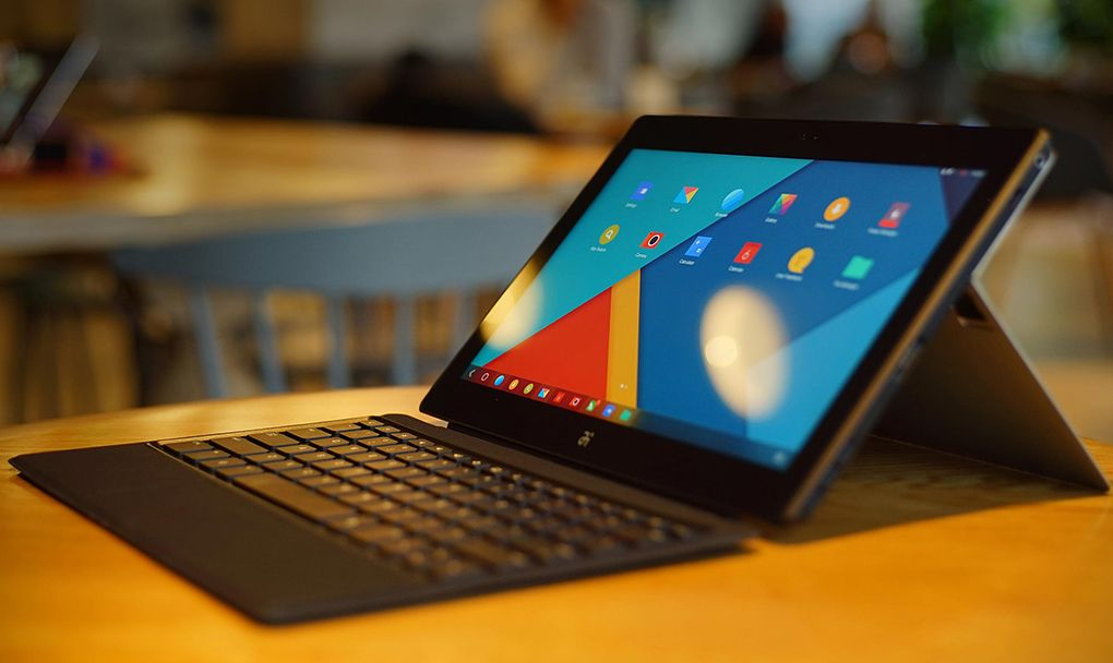 The Android-Powered Remix Ultra Tablet