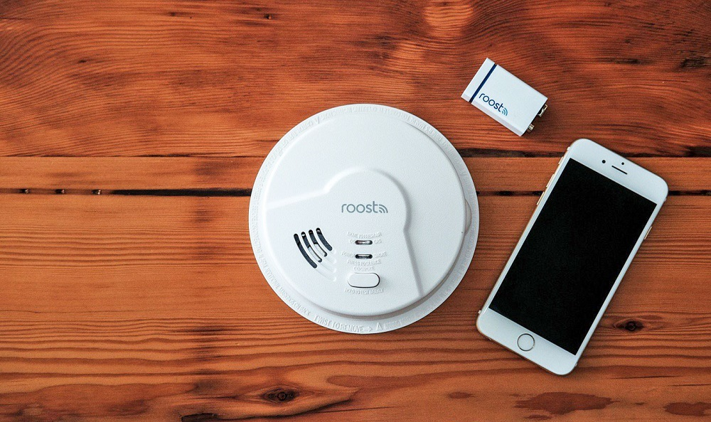 Nest Gets Smoke Alarm Rival With Roost
