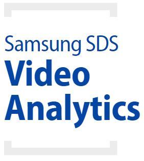 Samsung's SDS Video Analytics