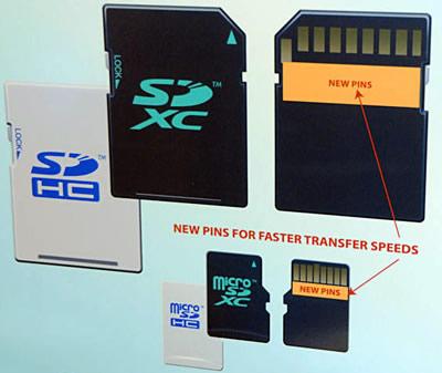 SD Gets Speedier