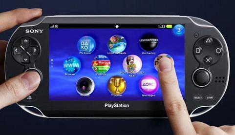 Sony's Next Gen Gaming Device: The Vita