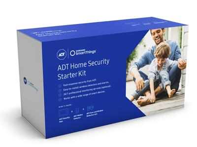 Samsung ADT security
