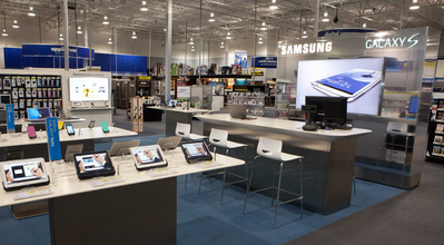 Samsung's Best Buy Take on Retail