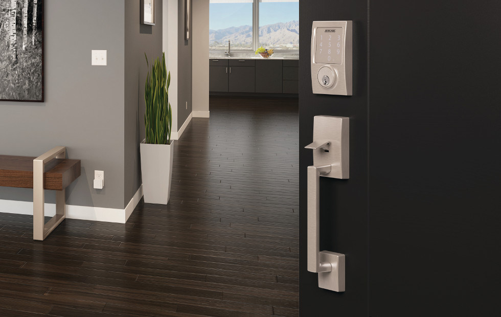 Schlage Smart Deadlock Works With Android