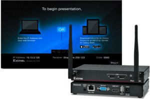 Extron ShareLink 200 Enables Wireless BYOD Presentations