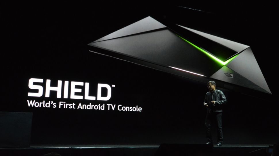 Nvidia Shield Becomes STB