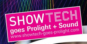 SHOWTECH goes Prolight + Sound
