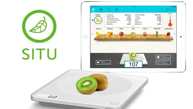 A Smart Scale for Smart Nutrition