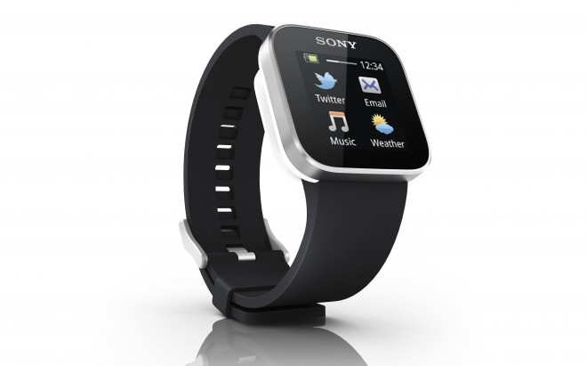 Sony Wants Smarter Watches