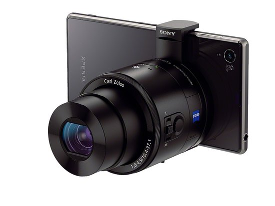 Sony Takes on Smartphone Camera Lenses