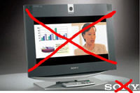Sony Videoconferencing to Leave EMEA
