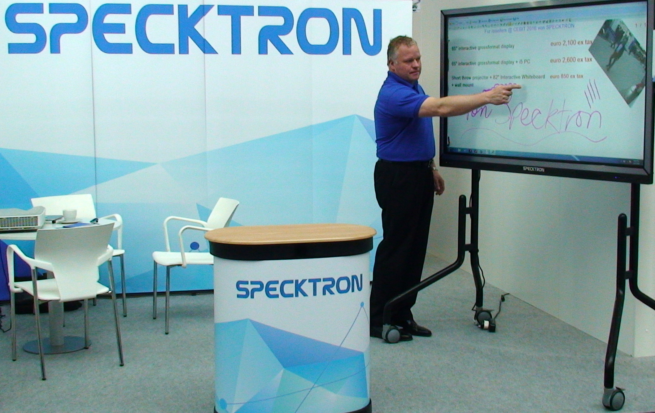 Specktron Appoints Mentor Distribution for UK