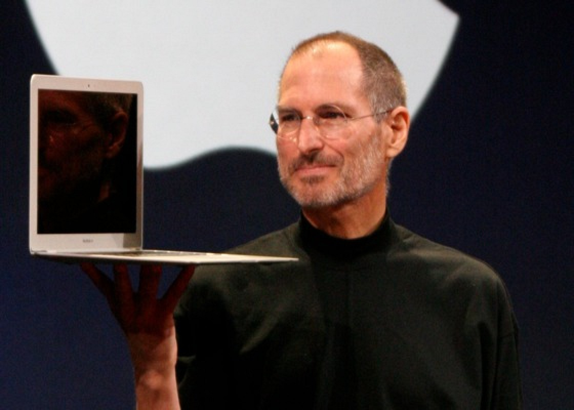 Steve Jobs Turtleneck Makes a Comeback