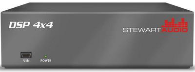 Stewart Audio Shipping Dsp 4x4