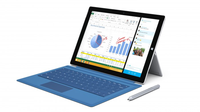 Microsoft Says Bigger is Better With Surface Pro 3
