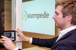 Visionect Appoints Stampede as Official JOAN Distributor for Nordics