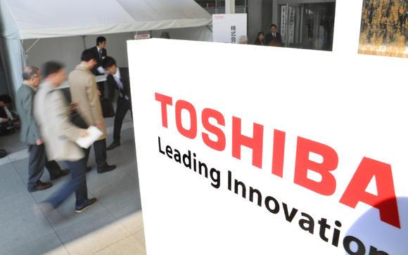 Toshiba NAND